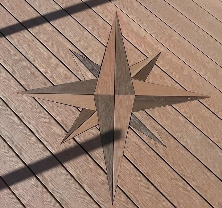 Composite custom sundecks decking solutions by nate 39 s for Longest decking boards