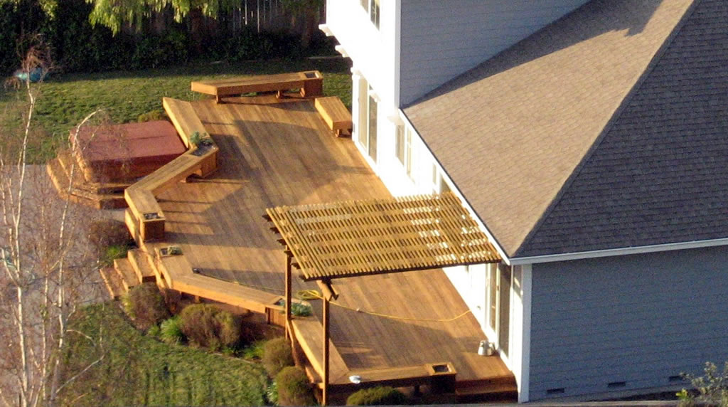 decking in Lloydminster Alberta